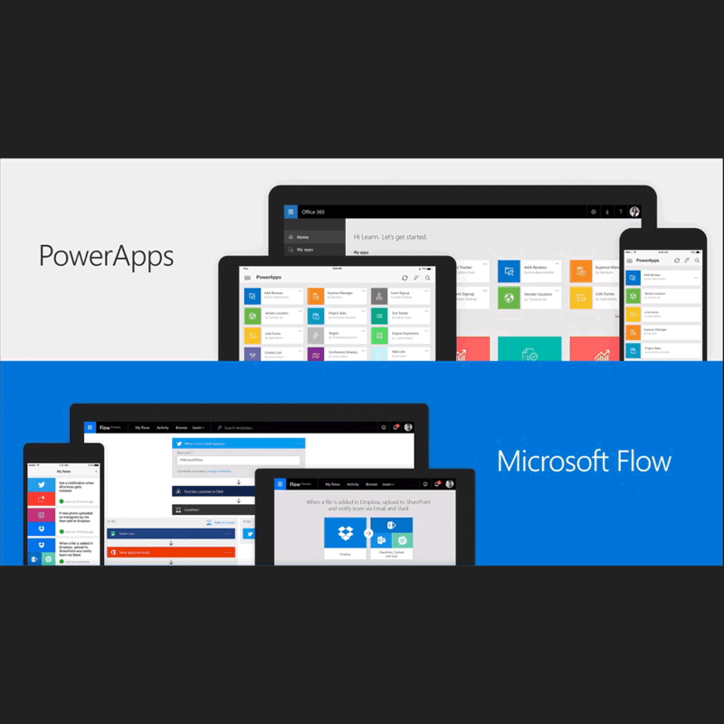 what is powerapps ( microsoft flows microsoft powerapps